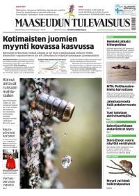 Maaseudun Tulevaisuus Lehti